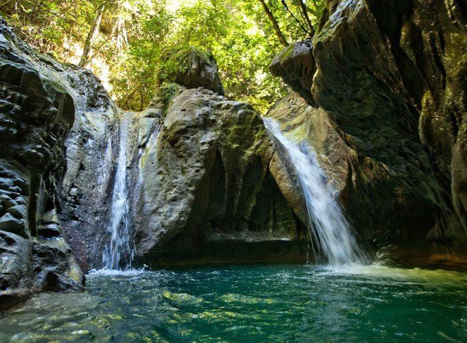 Waterfalls of Damajagua Puerto Plata